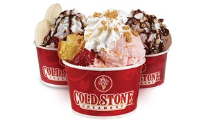 Cold Stone Creamery: $12 for Two Groupons, Each Good for Two Like It Sizes at Cold Stone Creamery ($16 Value)