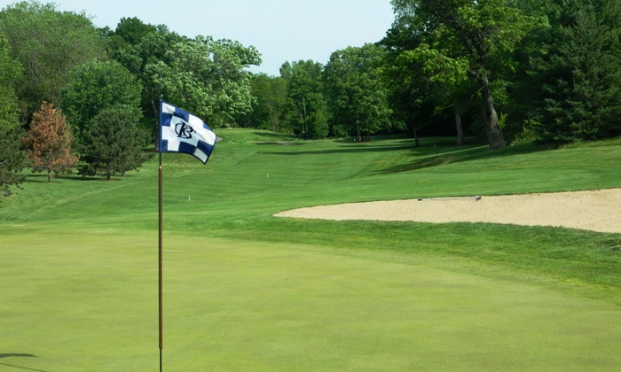 Baraboo Country Club - Baraboo: 18-Hole Round of Golf for 2 or 4, Including Cart Rental and Range Balls, at Baraboo Country Club (Up to 50% Off)