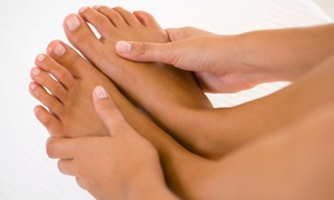 Foot & Ankle Associates: Laser Foot Treatments at Foot & Ankle Associates (Up to 83% Off). Three Options Available.