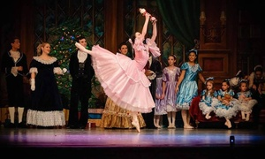 """The Nutcracker"": ""The Nutcracker"" (1 p.m. and 5 p.m., December 19–20)"