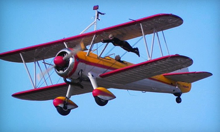 Greenwood Lake Airshow - Greenwood Lake Airport: Greenwood Lake Airshow for Two or Four in West Milford on August 18 or 19 (Up to 57% Off)