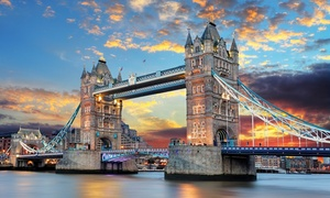 ✈ 6-Day London Vacation with Air from Gate 1 Travel at London Vacation with Hotel and Air from Gate 1 Travel, plus 6.0% Cash Back from Ebates.