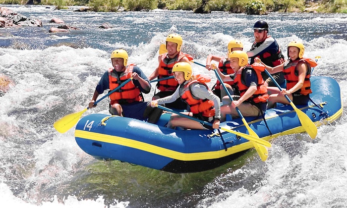 Potomac Paddlesports - Potomac: One, Two, or Six Groupons, Each Good for a Whitewater-Rafting Trip from Potomac Paddlesports (Half Off)