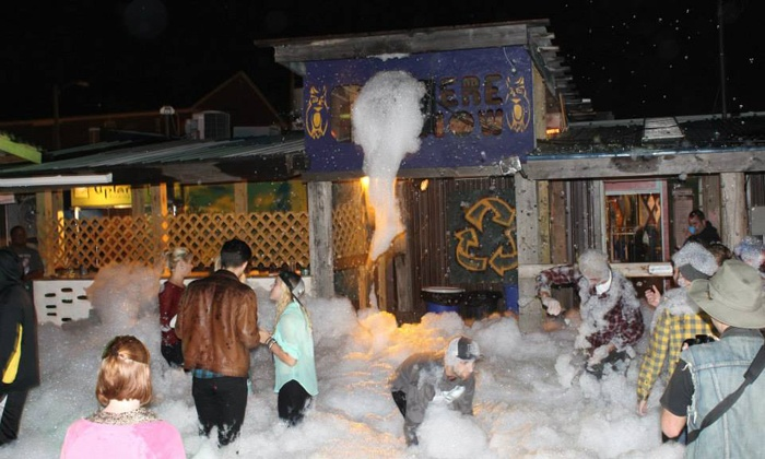 We Love Foam - Fort Wayne: Foam Party for 75, 400, or 1,000 from We Love Foam (Up to 57% Off)