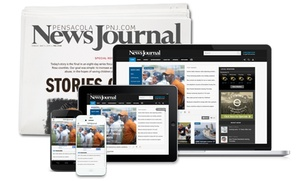 Delivery Or Digital-only Subscription To Pensacola News Journal (up To 76% Off). Three Options Available.