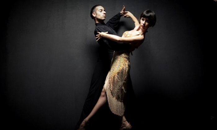 Magic City Ballroom Dance Studio - Vestavia Hills: $15 for 10 Group Dance Lessons at Magic City Ballroom Dance Studio ($100 Value)