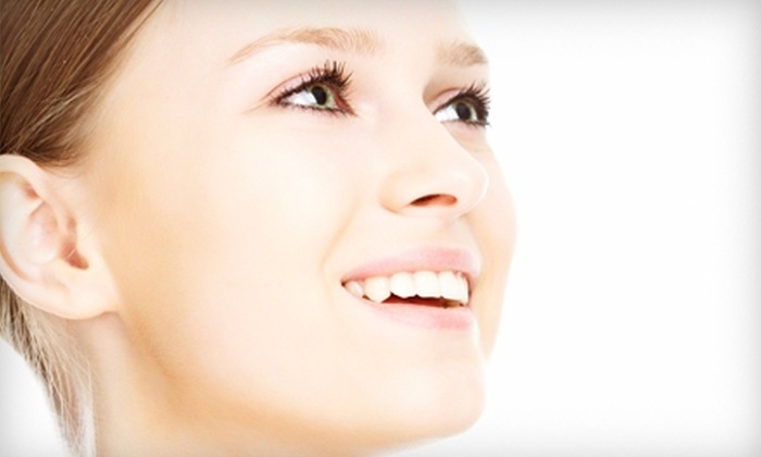 Laser & Mohs Surgery of New York - Theater District - Times Square: Restylane, Perlane, or Dysport Injections at Laser & Mohs Surgery of New York. Two Options Available.