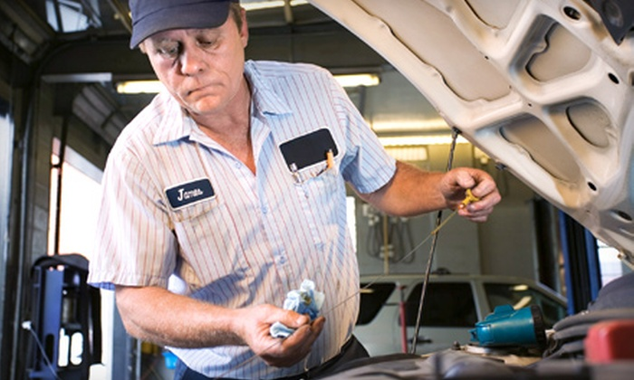 Brian's Auto Care - Woodberry: $14 for Oil Change and 30-Point Inspection at Brian's Auto Care ($35 Value)
