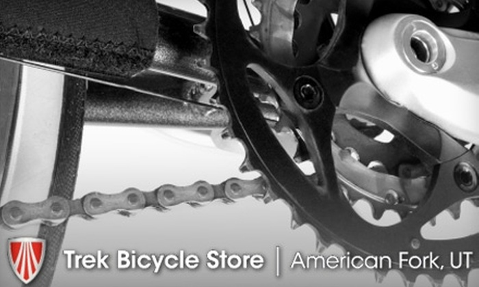 Trek Bicycle Store - American Fork: $49 for One Sienna Super Tune at Trek Bicycle Store in American Fork ($99.99 Value)