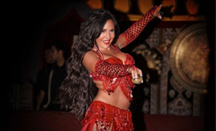 6-Course Prix Fixe Dinner for 2 (a $79.90 value) - Marrakech Moroccan Restaurant in Las Vegas
