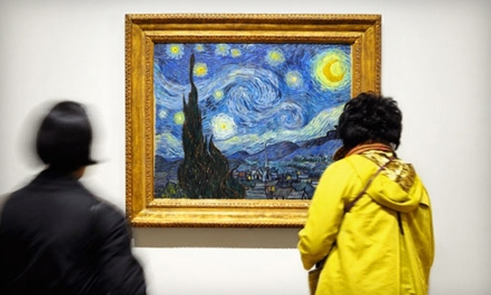The Museum of Modern Art - Boston: $25 for Two General-Admission Tickets (Up to $40 Value) or $20 for Two Tickets to MoMA Nights (Up to $40 Value) at The Museum of Modern Art