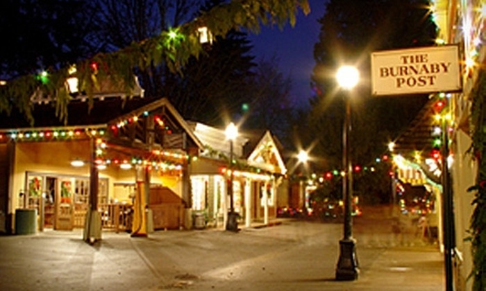 Burnaby Village Museum - Douglas-Gilpin: $19 for One Adult Annual Pass to the Burnaby Village Museum in Burnaby