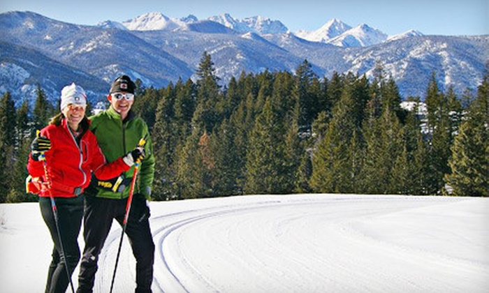 Methow Valley Sport Trails Association - Multiple Locations: $25 for a Three-Day Nordic Cross-Country Skiing Trail Pass at Methow Valley Sport Trails Association ($51 Value)