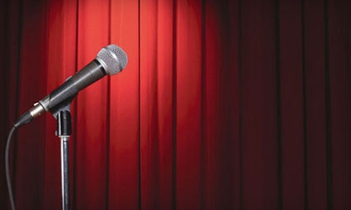 San Jose Improv - Downtown San Jose: $24 for Two Tickets and One Appetizer and Four Tickets to a Future Show at San Jose Improv (Up to $99.75 Value)