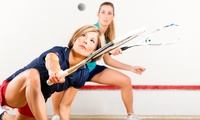 Five or 10 Group Squash Sessions at Spencer Club