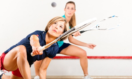 Learn and Play Experience for Two $39, Four $69 or Six People $99 at Thornleigh Squash Centre Up to $420 Value