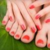 Up to 57% Off Mani-Pedi at Victoria's Nails & Spa