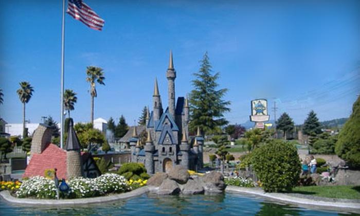 Scandia Family Fun Center - Rohnert Park: $10 for 200 Points for Rides and Games at Scandia Family Fun Center ($20 Value)