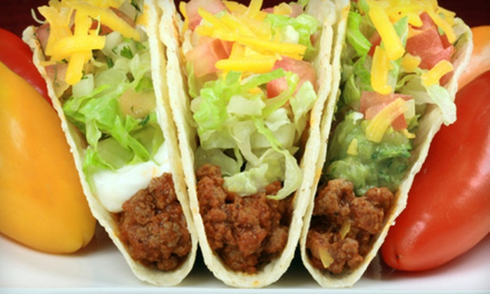 Ben Villar's Mexican Restaurant - Wichita: Mexican Cuisine at Ben Villar's Mexican Restaurant (Up to 53% Off). Two Options Available.