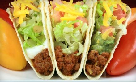 $15 Groupon - Ben Villar's Mexican Restaurant in Wichita