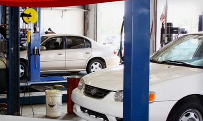 Mark's Super Service Center - North Charleston: $15 for an Oil Change and 29-Point Inspection at Mark's Super Service Center in North Charleston (Up to $30 value)