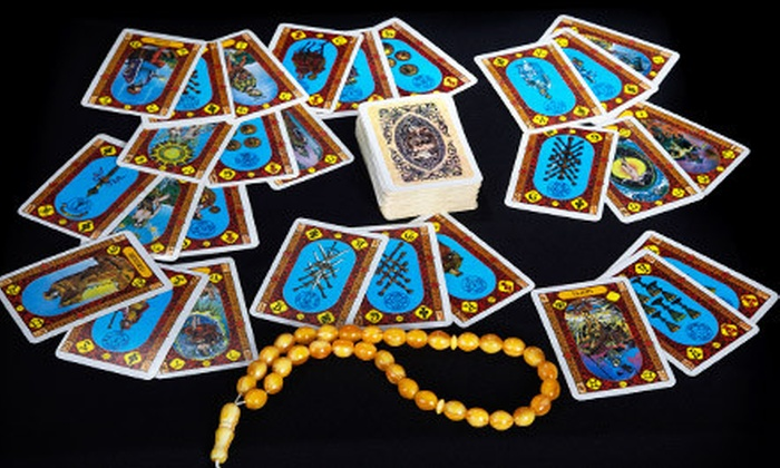 New Age Astrology & Tarot Card Readings - Newtown: $25 for a 30-Minute Tarot-Card Reading at New Age Astrology & Tarot Card Readings in Newtown ($65 Value)