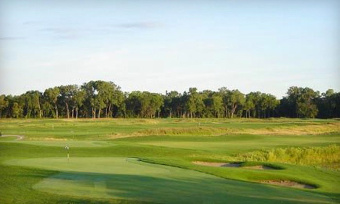 Coldwater Golf Links - Ames: $36 for Two Rounds of 18-Hole Golf at Coldwater Golf Links in Ames (Up to $72 Value)