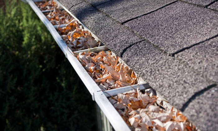 Gutter Cleaning Pros - Raleigh / Durham: $529 for 100 Linear Feet of Leaf Shelter Gutter Guards from Gutter Cleaning Pros ($1,200 Value)