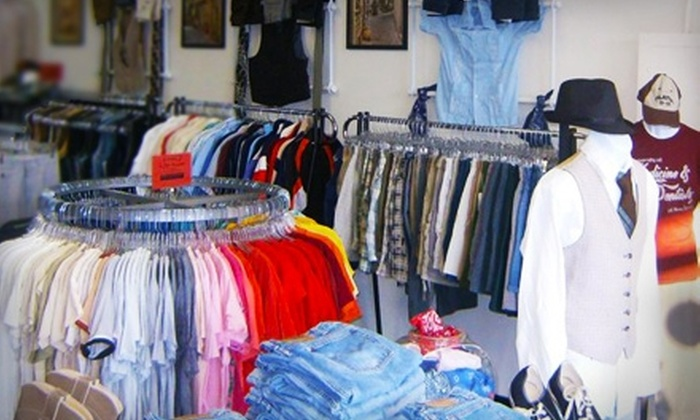 Vintage Recalled - Riverside: $10 for $20 Worth of Vintage and Retro Apparel at Vintage Recalled