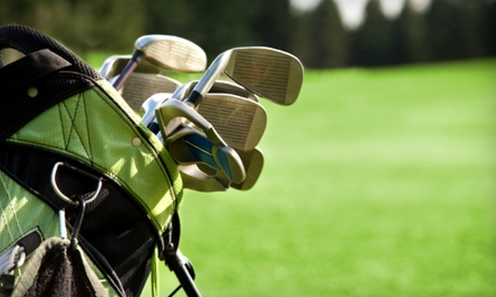 Pennrose Park Country Club - Reidsville: $27 for 18 Holes of Golf and Cart Rental for Two at Pennrose Park Country Club in Reidsville ($54 Value)