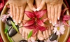 Paradise Salon and Day Spa - Pikesville: $29 for Hot-Stone Mani-Pedi at Paradise Salon and Day Spa in Pikesville
