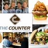 $10 for Custom Burgers at The Counter