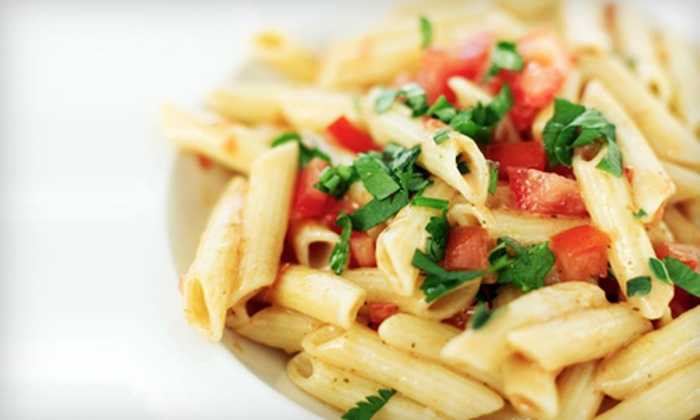 Italiano Delite - Multiple Locations: Italian Fare at Italiano Delite (Up to 53% Off). Two Options Available.