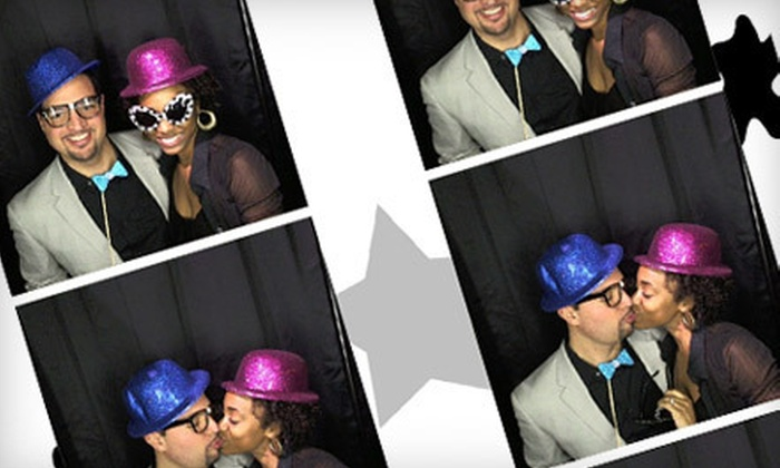 Cowboy Booth - Dallas: $350 for a Three-Hour Photo-Booth Rental from Cowboy Booth (Up to $899.95 Value)