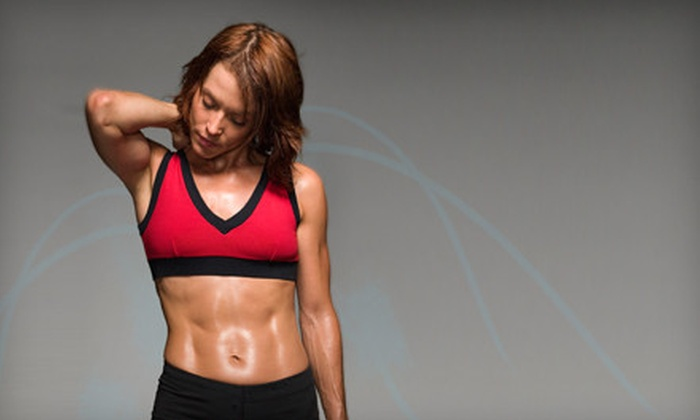 Fitness 101 - Northwest Harris: 10, 15, or 20 Boot-Camp Classes at Fitness 101 in Spring (Up to 90% Off)