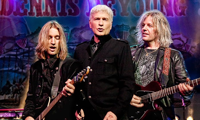 Dennis DeYoung - Rialto Square Theatre: Dennis DeYoung at Rialto Square Theatre on Saturday, March 15, at 8 p.m. (Up to 47% Off)