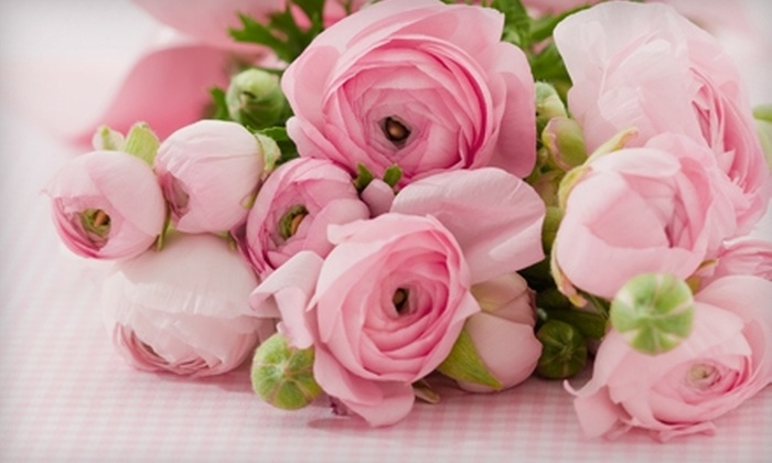 Victoria Flower Company - Bustleton: $20 for $40 Worth of Flowers, Balloon Arrangements, and More at Victoria Flower Company