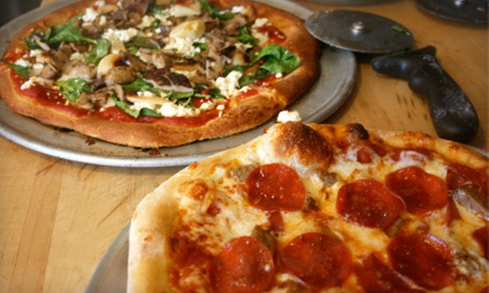 Fresh Wood Fired Pizza and Pasta - Black Mountain: $10 for $20 Worth of Italian Fare at Fresh Wood Fired Pizza and Pasta in Black Mountain