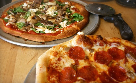 $20 Groupon to Fresh Wood Fired Pizza and Pasta  - Fresh Wood Fired Pizza and Pasta in Black Mountain