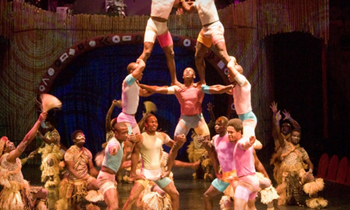 """Cirque Zuma Zuma"" - Count Basie Theatre: $29 to See Cirque Zuma Zuma at Count Basie Theatre on April 24 at 7:30 p.m. (Up to $49 Value)"
