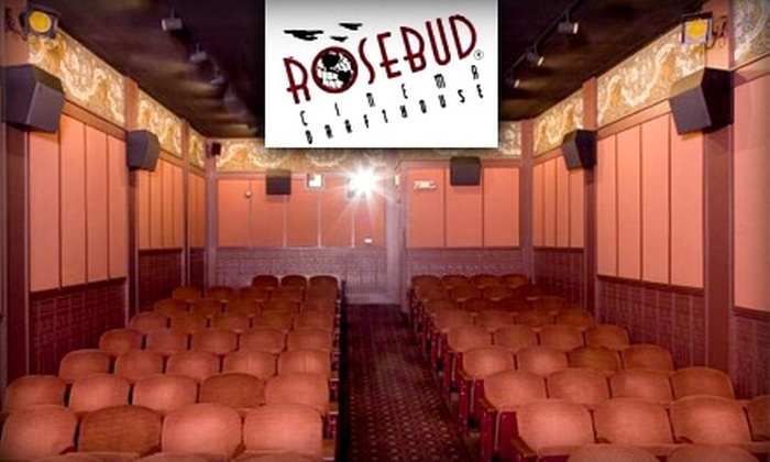 Rosebud Cinema - Wauwatosa: $9 for Two Movie Tickets at Rosebud Cinema in Wauwatosa (Up to $18 Value)