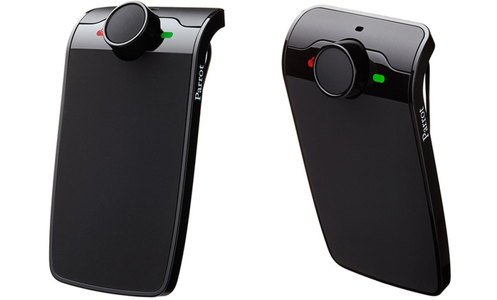 One (£34.98) or Two (£67.99) Parrot MiniKit Plus Bluetooth Hands-Free Kits