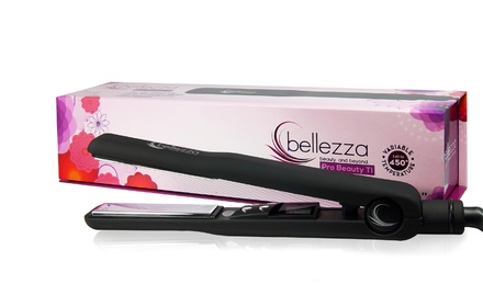 Bellezza Infrared Digital Flat Irons