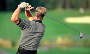 Blue Sky Media: $69 for Golf, Range Balls, and Discounts at Woodbridge Golf Course from Blue Sky Media ($199 Value)