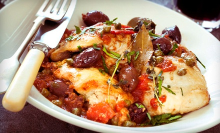 Italian Cuisine and Drinks at Trattoria Bel Paese (Up to 51% Off). Two Options Available.