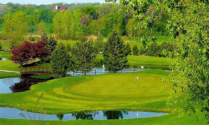 Prairie Isle Golf Club - Prairie Isle Golf Club: One 18-Hole Round of Golf and Cart Rental for Two or Four at Prairie Isle Golf Club (Up to 45% Off)