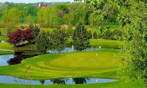 Prairie Isle Golf Club: $38 for 18 Holes of Golf and a Riding Cart for One at Prairie Isle Golf Club ($68 value)