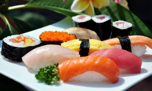 Sesame Inn: $14 for $30 Worth of East Asian Cuisine and Drinks at Sesame Inn