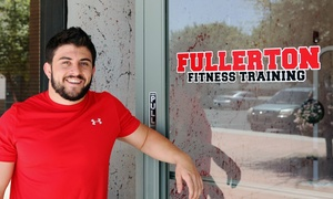 Fullerton Fitness Training: $29.99 for One Week of Personal Training at Fullerton Fitness Training ($75 Value)