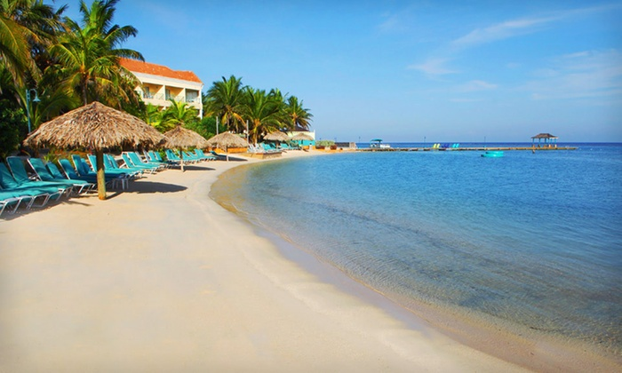Coyaba Beach Resort & Club - Montego Bay, Jamaica: Three-, Four-, Five-, Six-, or Seven-Night Stay with Meals and Drinks at Coyaba Beach Resort & Club in Jamaica